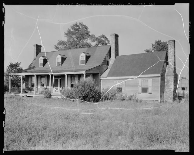 Locust Grove Farm, Charles County, Maryland