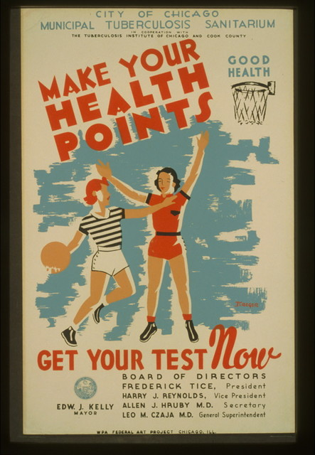Make your health points--get your test now / Kreger.