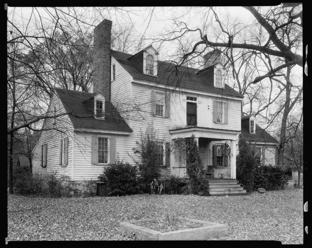 Mr. & Mrs. Craig Davidson house, Charlotte, Mecklenburg County, North Carolina