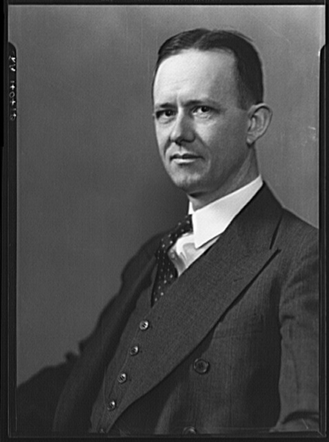 Mr. Brooks Hays, Special Assistant to the Administrator, Resettlement Administration