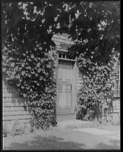[Nantucket doorway, Massachusetts]