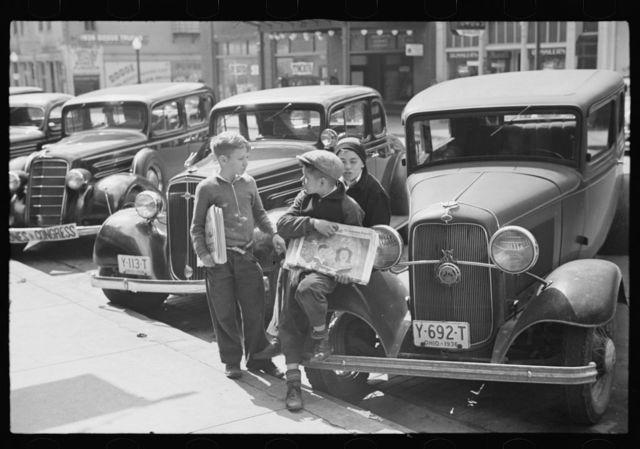 Newsboys, Jackson, Ohio