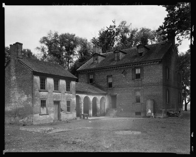 Oak Lawn, Ridgeley vic., Caroline County, Maryland