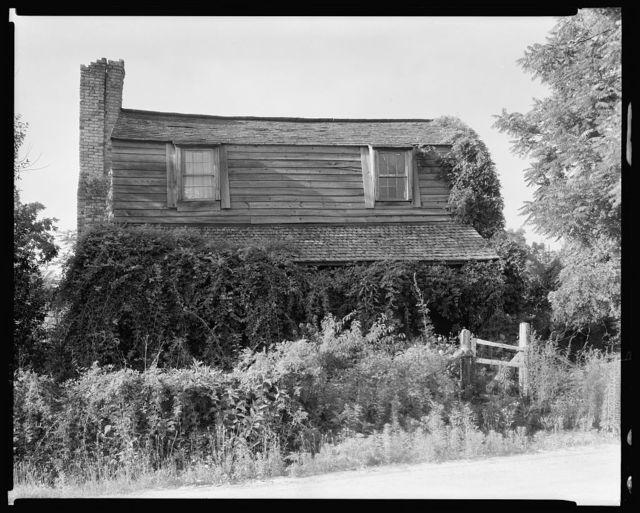 Old House, Nixtonton, Pasquotank County, North Carolina