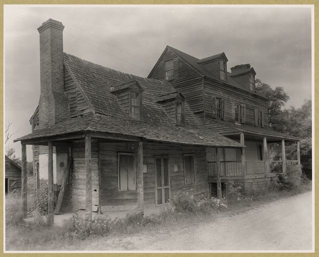 Old Tavern, Piscataway, Prince George's County, Maryland