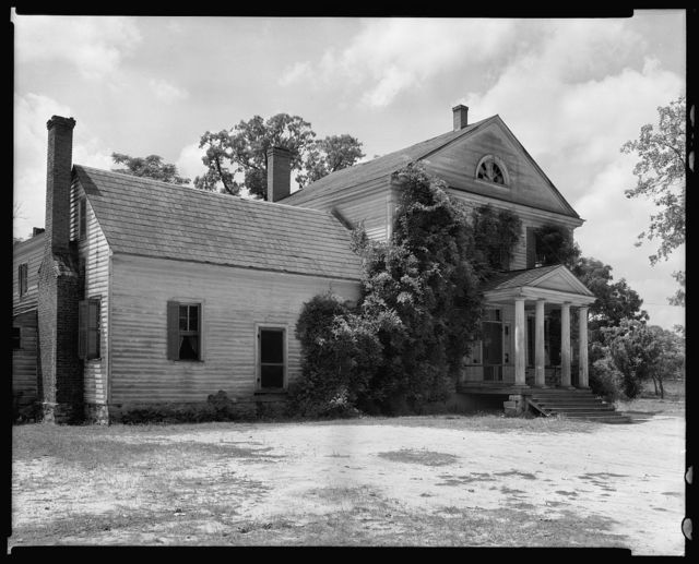 Persons House, Louisburg, Franklin County, North Carolina