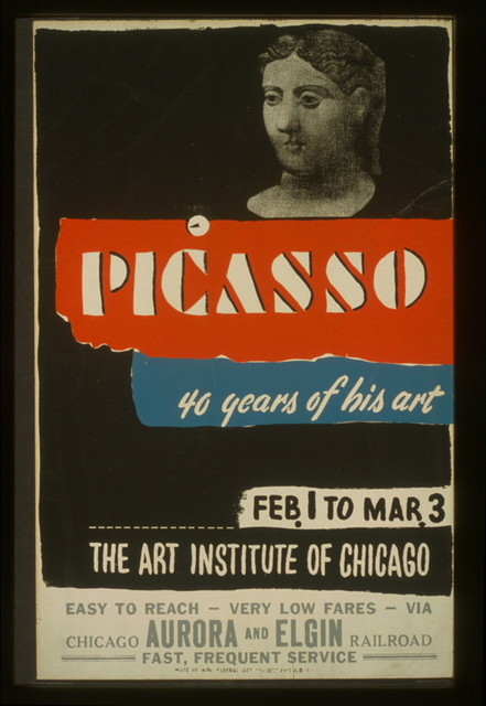Picasso--40 years of his art