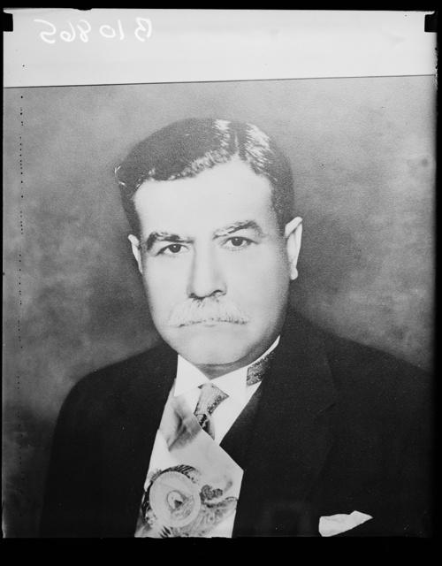 Pres. Andino of Honduras