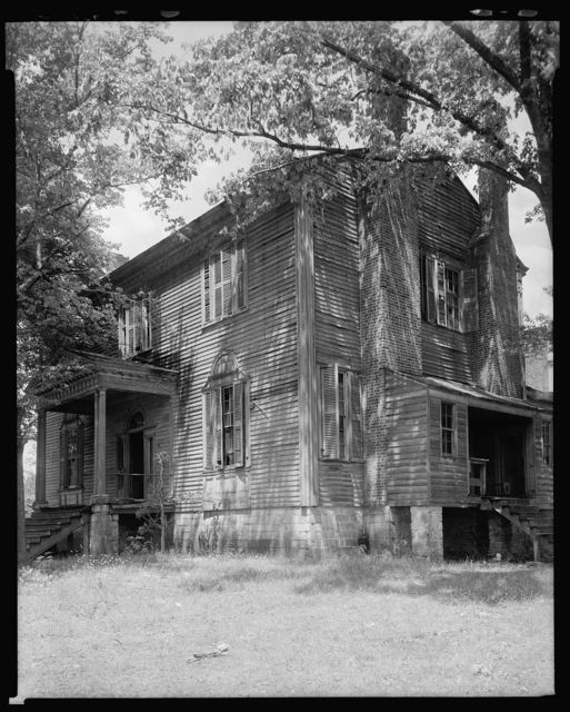 Prospect Hill, Airlie vic., Halifax County, North Carolina