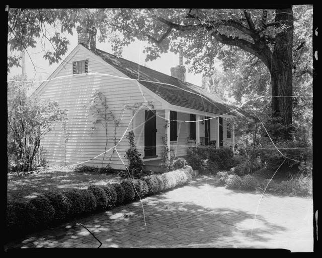 Reveille House, 4200 Cary Street, Richmond, Henrico County, Virginia