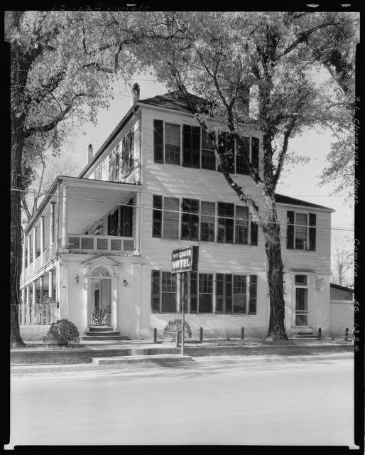 Richard Lloyd Champion House, Camden, Kershaw County, South Carolina