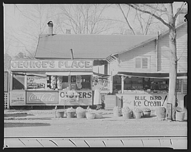Roadside sandwich shop. Ponchatoula, Louisiana