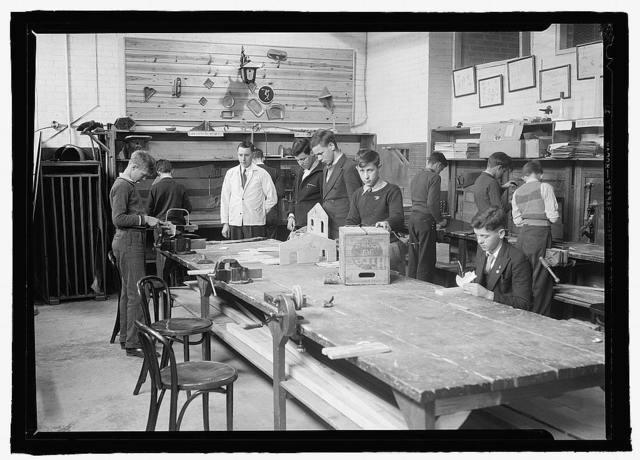 Rockville High School, c.1936