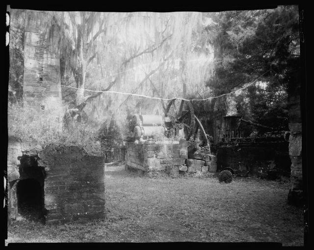 Ruins of Sugar Mill, New Symrna, Volusia County, Florida