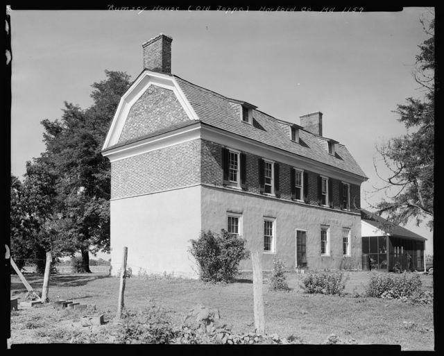 Rumsey House, Gunpowder Falls vic., Harford County, Maryland