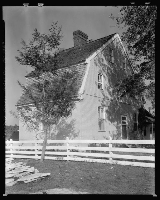 Saulsbury House, Talbot County, Maryland