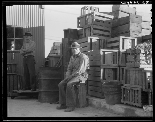 Self-help cooperative, Burbank, California. Organized August 1934. Now has seventy-six active members and is fairly successful. Have applied to the Resettlement Administration for a loan. Have farm of one hundred eighty acres, and supply vegetables to members. Also, the dairy yields 120 gallons of milk daily. Sixty-five cows