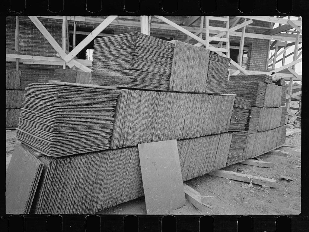 Slate for roofing, Greenbelt, Maryland