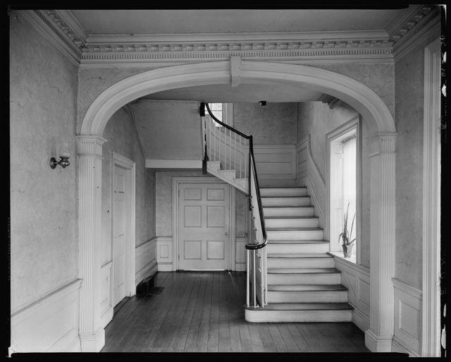 Smallwood-Ward House, 93 E. Front St., New Bern, Craven County, North Carolina