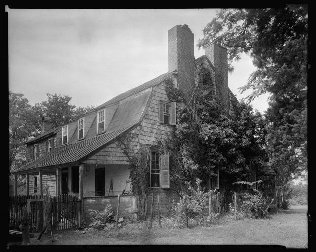 Southampton, Chaptico vic., St. Mary's County, Maryland