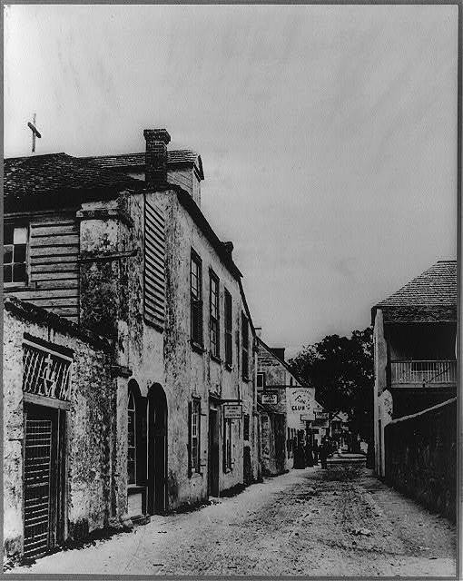 St. George Street, St. Augustine, St. Johns County, Florida
