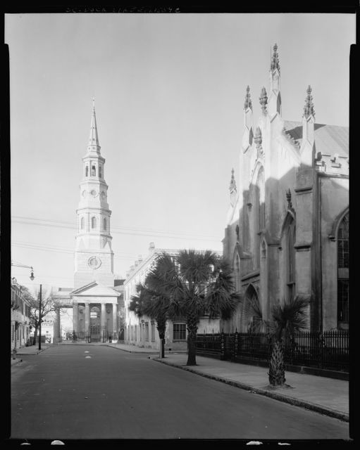 St. Philip's Church, Charleston, Charleston County, South Carolina