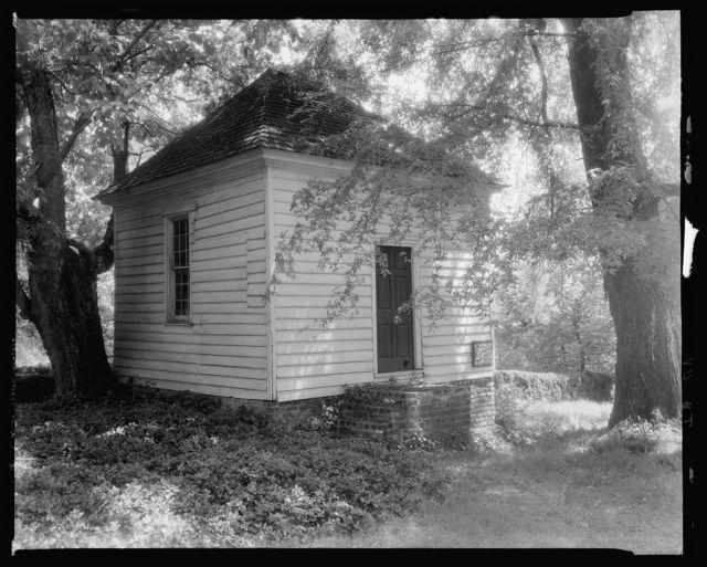 Tuckahoe school house, , Goochland County, Virginia
