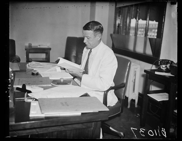 Vincent Miles, Social Security Board
