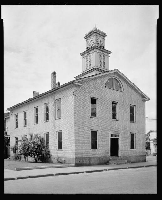 Washington Court House, Washington, Beaufort County, North Carolina