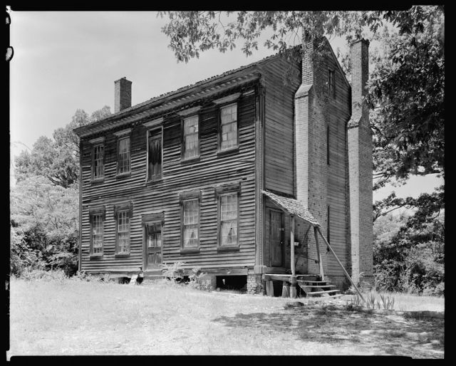 Woodlawn, Aventon vic., Nash County, North Carolina