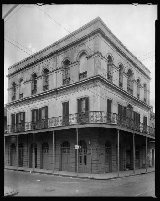1140 Royal St., New Orleans, Orleans Parish, Louisiana