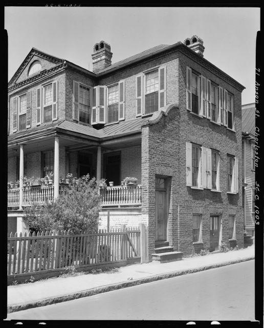 71 Anson Street, Charleston, Charleston County, South Carolina