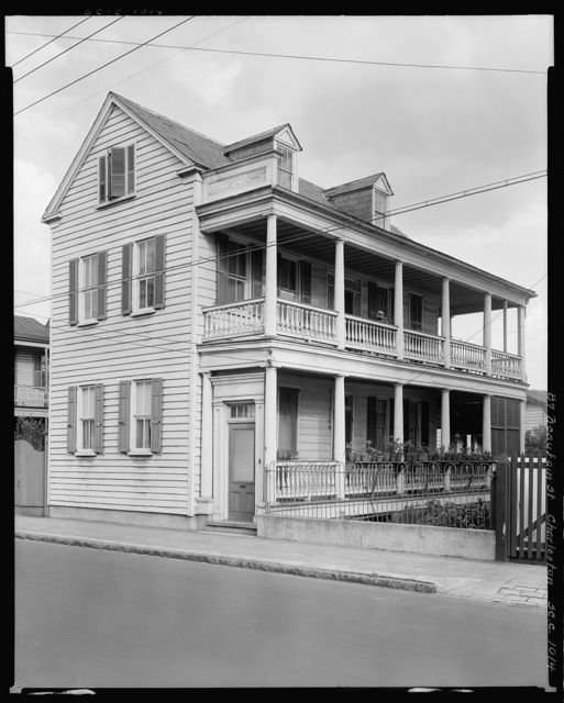 87 Beaufain St., Charleston, Charleston County, South Carolina