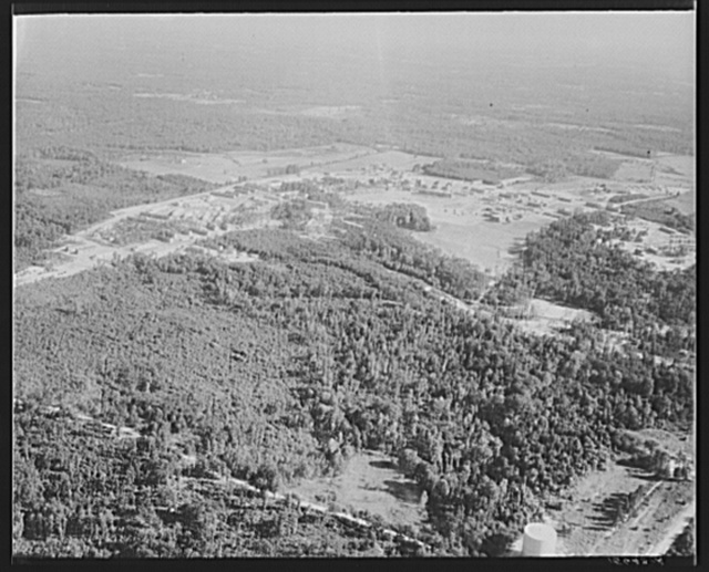 Airview of Greenbelt, Maryland