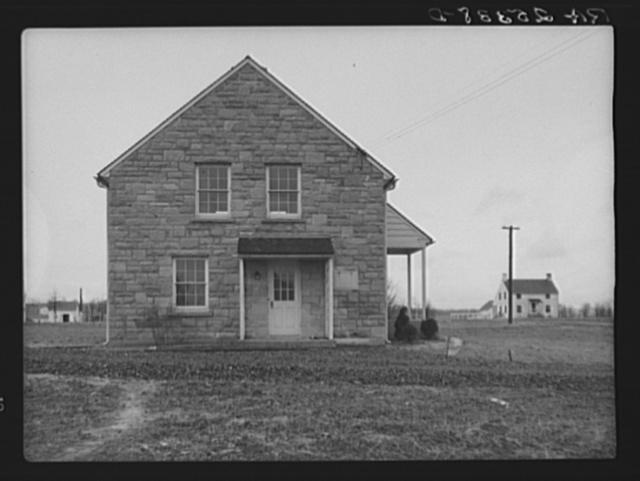Arthurdale Homestead. Reedsville, West Virginia