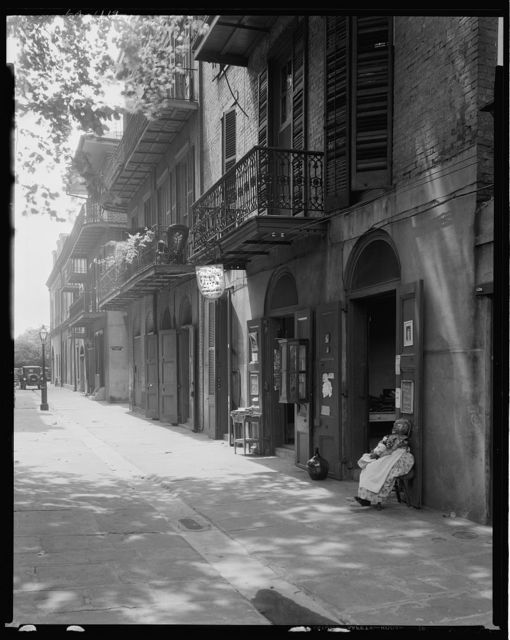 Bienvenu-Thomas House, 712 Royal St., New Orleans, Orleans Parish, Louisiana