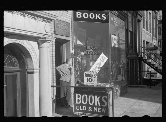 Bookstore, Washington, D.C.