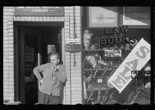Bookstore, Washington, D.C.
