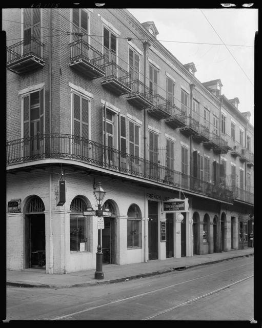 Brigot Buildings, 601-605 Royal St., New Orleans, Orleans Parish, Louisiana