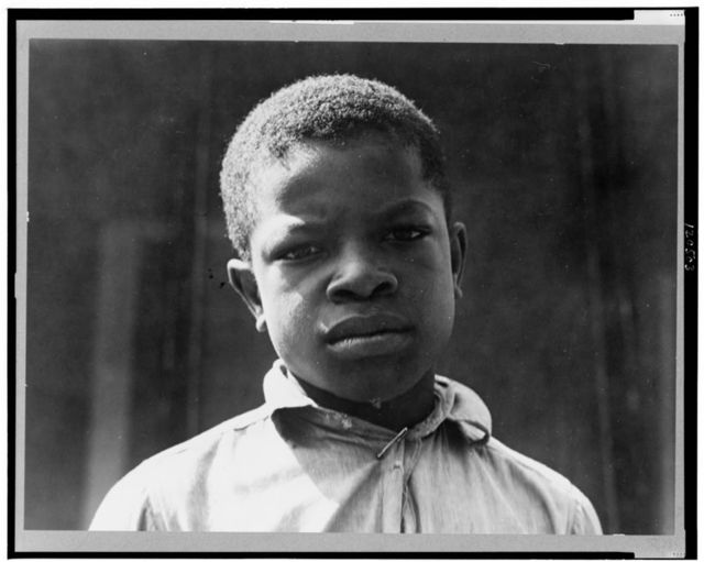 Delta cooperative farm. Hillhouse, Mississippi. Clarence Weems, a young co-operator on the farm. He remembers the evictions in Arkansas, for his father was beaten and disappeared