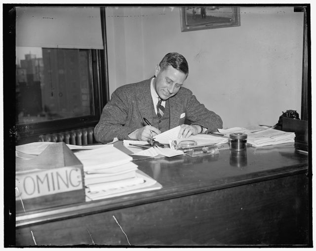 Edwin S. Smith, member of the Labor Relations Board