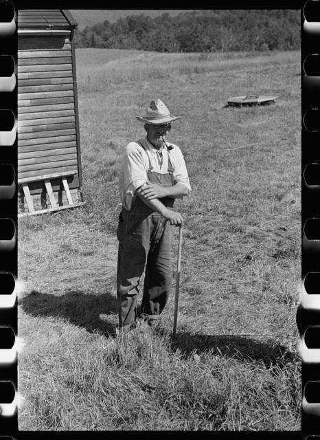 Frank Kinney, Eden Mills, Vermont