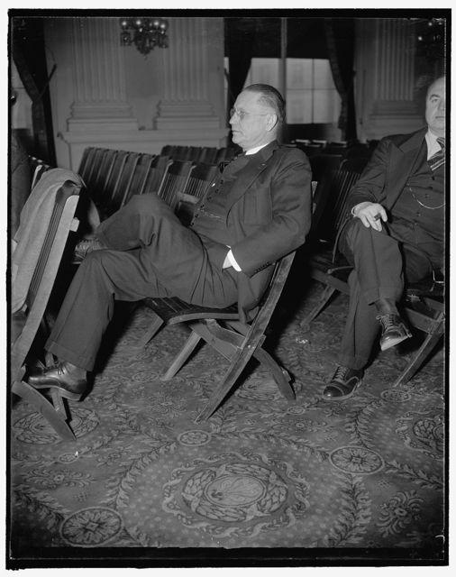 Glenn W. Simpson, President Social Security Improvement League, Rochester, N.Y.