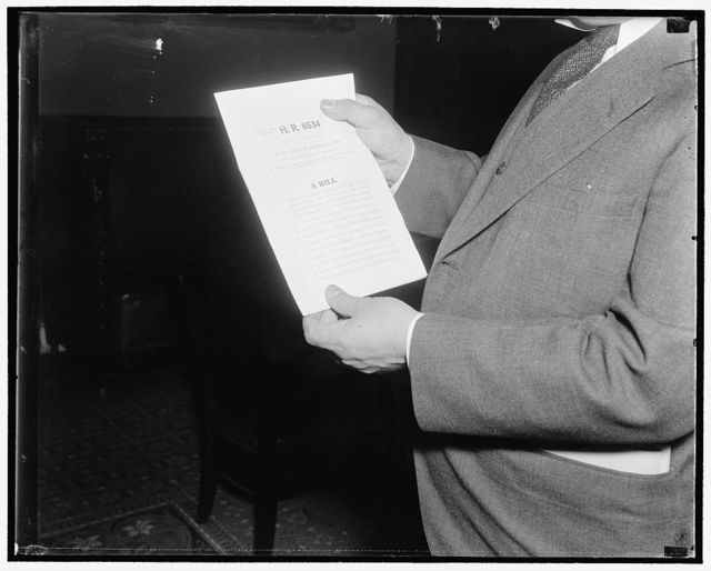 How a bill become a law. Printed and numbered, the bill is not ready for consideration by the committee having jurisdiction over its subject matter. The committee members, specialists in their fields, carefully study the prospective legislation before it is sent to the floor of Congress of discussion