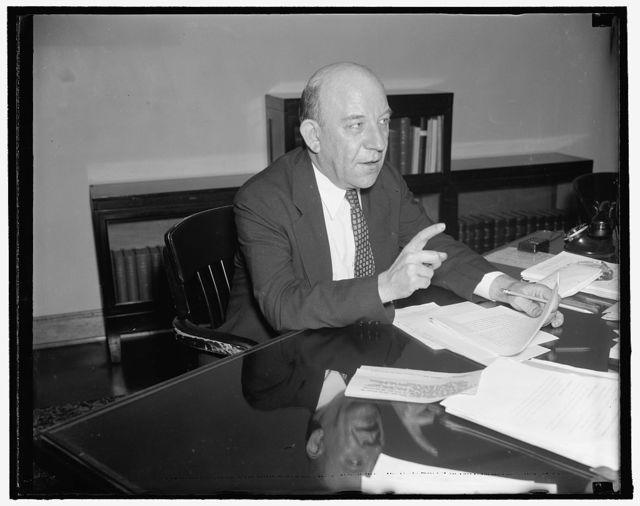 Howard Talley, AAA Dept. of Agri.