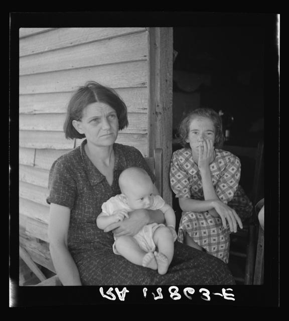 Landless family. Macon County, Georgia