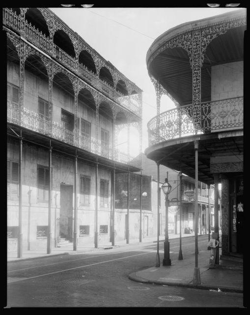 Le Pretre Mansion, 716 Dauphine St., New Orleans, Orleans Parish, Louisiana