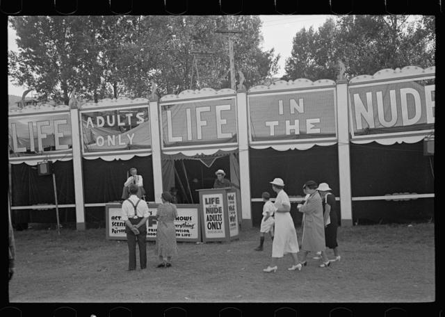 Midway attraction, State Fair, Rutland, Vermont
