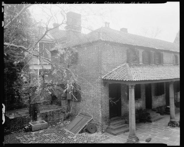 Miles Brewton House, Charleston, Charleston County, South Carolina
