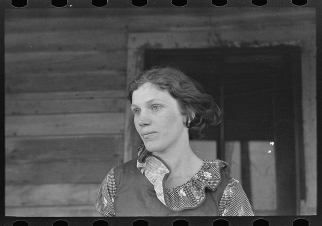 Mrs. Gernie Marshall, near Ringgold, Iowa